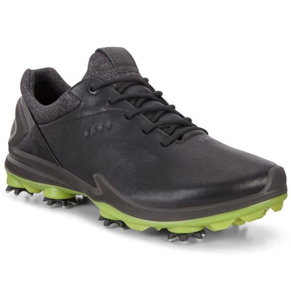38882e90f72 Ecco Gents BIOM G3 Waterproof GORE-TEX® Golf Shoes Black