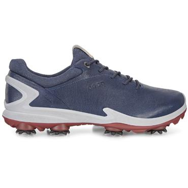 Ecco Gents BIOM G3 Waterproof GORE-TEX®  Golf Shoes Navy
