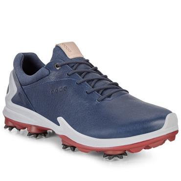 Ecco Gents BIOM G3 Waterproof GORE-TEX®  Golf Shoes Navy