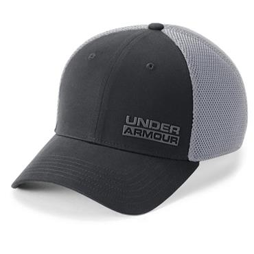 Under Armour Gents Eagle Cap Black