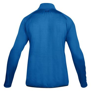 Under Armour Gents Midlayer Warm-up Top Mediterranean - Academy