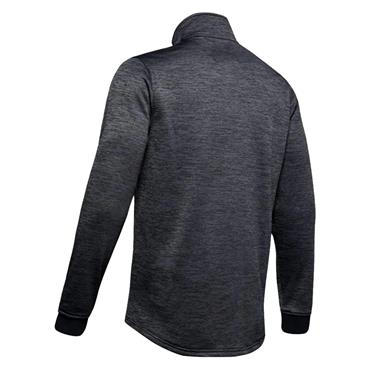 Under Armour Gents Armour Fleece 1/2 Zip Top Black