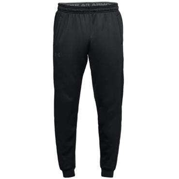 Under Armour Gents UA Fleece Jogging Pants Black
