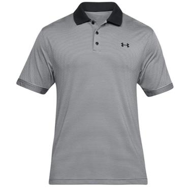Under Armour Gents Performance Polo Black (001)