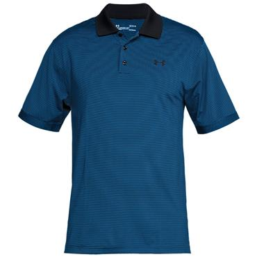 Under Armour Gents Performance Polo Blue (436)