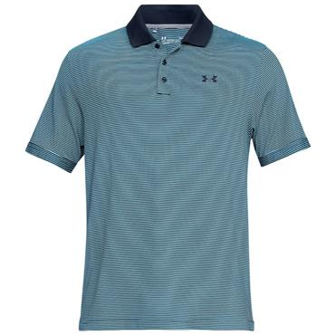 Under Armour Gents Performance Polo Blue (448)