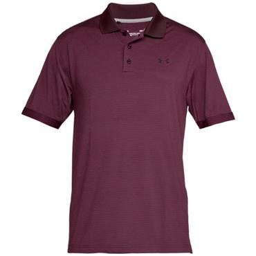 Under Armour Gents Performance Polo Purple (635)
