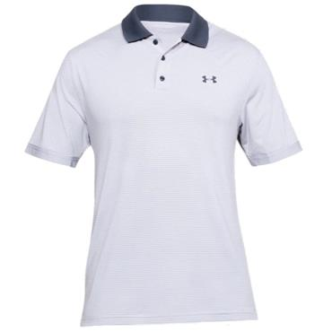 Under Armour Gents Performance Polo White (100)