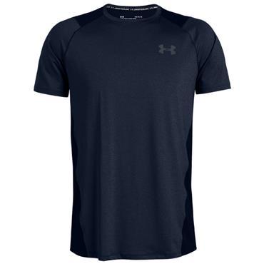 Under Armour Gents MK-1 Short Sleeve T-Shirt Academy