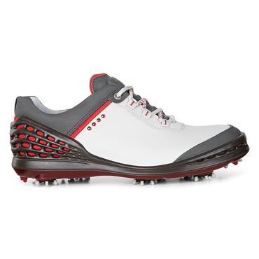 Ecco Gents Cage Shoes Concrete 130524 - 57828