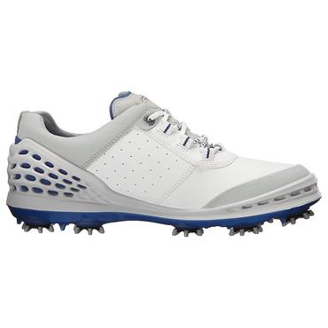Ecco Gents Cage Shoes White - Royal 132504 - 50091
