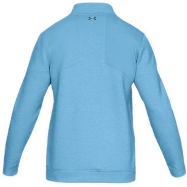 Under Armour Gents Storm Playoff 1/2 Zip Top Blue
