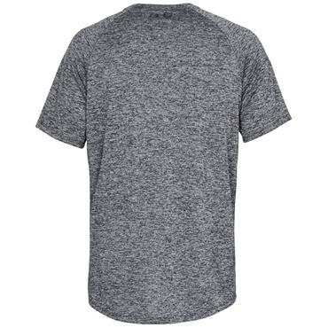 Under Armour Gents Tech 2.0 Short Sleeve Shirt Black