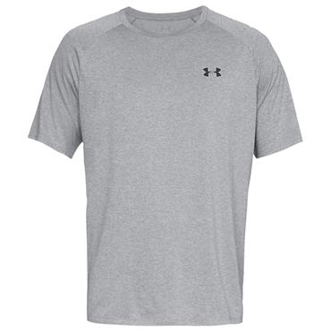 Under Armour Gents Tech 2.0 Short Sleeve T-Shirt Grey
