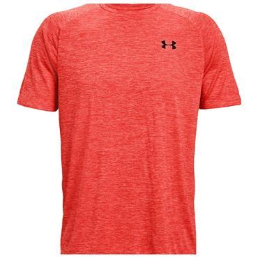 Under Armour Gents Tech 2.0 Short Sleeve T-Shirt Red 690
