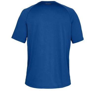 Under Armour Gents Tech 2.0 Short Sleeve T-Shirt Royal