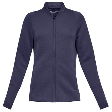 Under Armour Ladies Versa Full Zip Jacket Ink