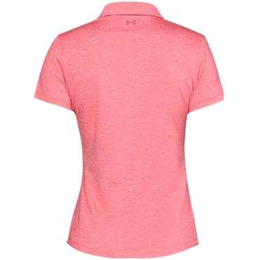 Under Armour Ladies Zinger Short Sleeve Polo Shirt Perfection