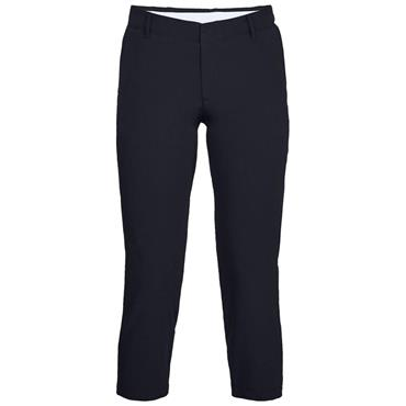 Under Armour Ladies Links Capri Black