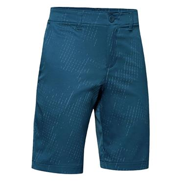 Under Armour Junior - Boys Match Play Printer Shorts Blue