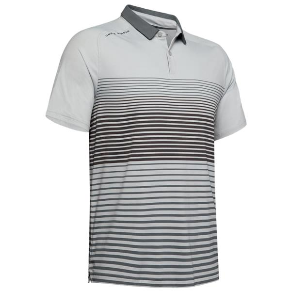 f3707276991 Under Armour Gents Iso-Chill Polo Shirt Grey | Golf Store
