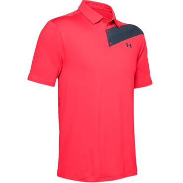 Under Armour Gents Playoff 2.0 Polo Shirt Beta 629