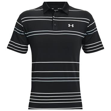 Under Armour Gents Playoff 2.0 Polo Shirt Black 027