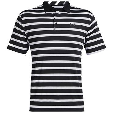 Under Armour Gents Playoff 2.0 Polo Shirt Black 028