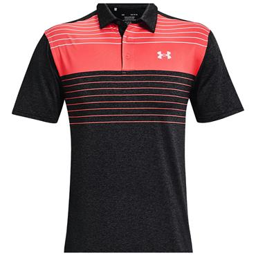 Under Armour Gents Playoff 2.0 Polo Shirt Black 029