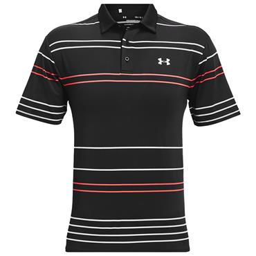 Under Armour Gents Playoff 2.0 Polo Shirt Black 030