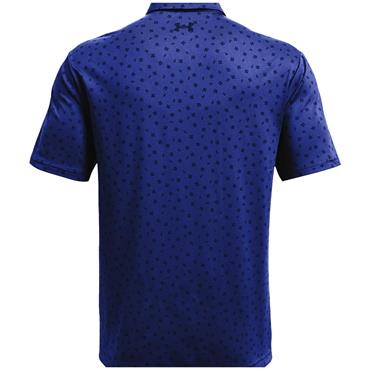 Under Armour Gents Playoff 2.0 Polo Shirt Royal Blue 400