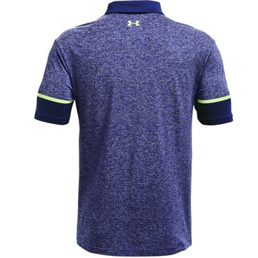 Under Armour Gents Playoff 2.0 Polo Shirt Blue 435