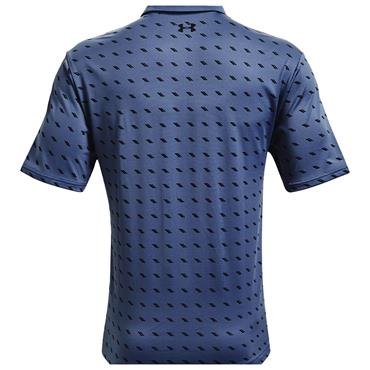 Under Armour Gents Playoff 2.0 Polo Shirt Blue 470