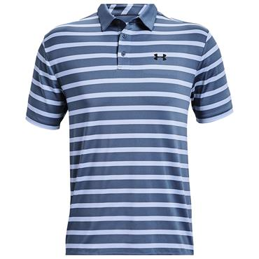 Under Armour Gents Playoff 2.0 Polo Shirt Blue 471