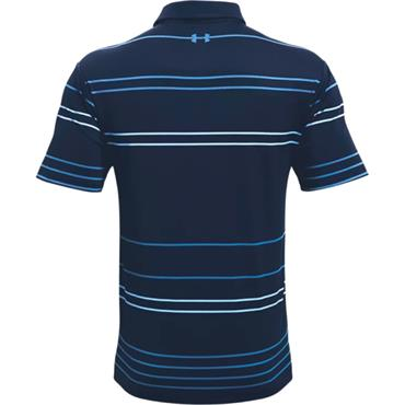 Under Armour Gents Playoff 2.0 Polo Shirt Navy 443