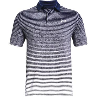 Under Armour Gents Playoff 2.0 Polo Shirt Navy 447