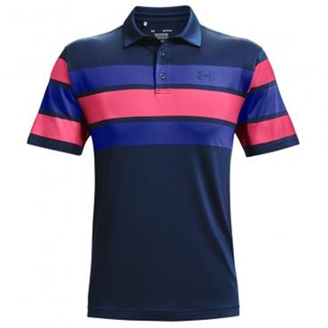 Under Armour Gents Playoff 2.0 Polo Shirt Royal 458
