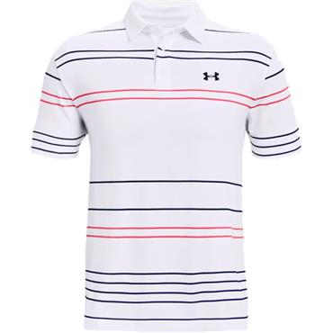 Under Armour Gents Playoff 2.0 Polo Shirt White 134