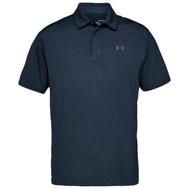 Under Armour Gents Playoff 2.0 Polo Shirt Navy