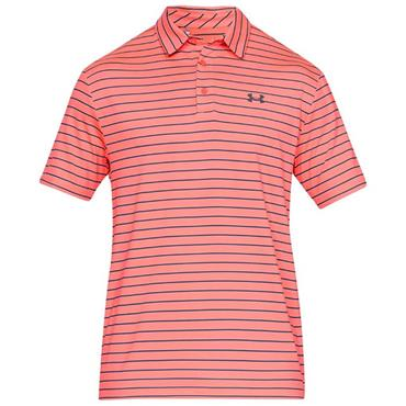 Under Armour Gents Playoff 2.0 Polo Shirt Red