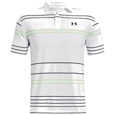 Under Armour Gents Playoff 2.0 Polo White 135