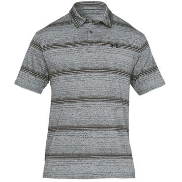 Under Armour Gents Playoff 2.0 Polo Shirt Gray