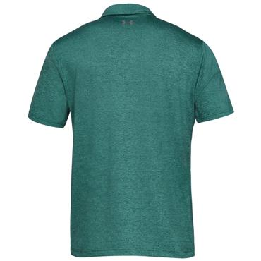 Under Armour Gents Playoff 2.0 Polo Shirt Green