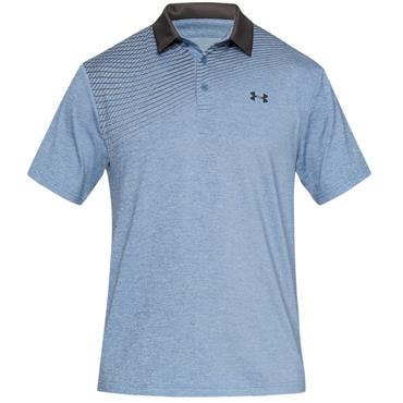 Under Armour Gents Playoff 2.0 Polo Shirt Navy - Blue