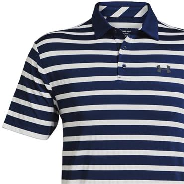 Under Armour Gents Playoff 2.0 Polo Shirt Navy 448