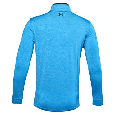 Under Armour Gents Playoff 2.0 ¼ Zip Top Electric Blue