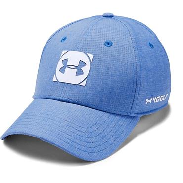 Under Armour Gents Official Tour 3.0 Cap Blue