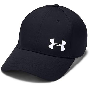 Under Armour Gents Golf Headline 3.0 Cap Black