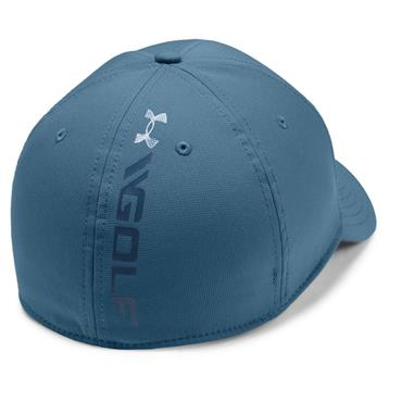 Under Armour Gents Golf Headline 3.0 Cap Blue