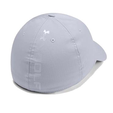 Under Armour Gents Golf Headline 3.0 Cap Grey